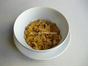 Raciones - Farináceos - Bollería y otros - Cereales de desayuno
