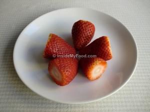 Raciones - Frutas - Cítricos - Fresas