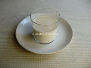 Raciones - Lácteos - Leche