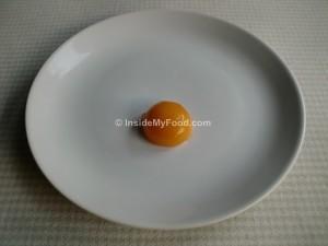 Raciones - Huevos - Yema de huevo