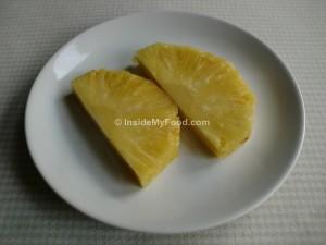 Raciones - Frutas - Cítricos - Piña