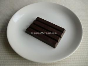 Raciones - Dulces - Chocolatina