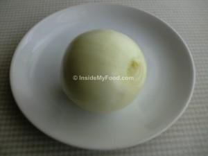 Raciones - Verduras y hortalizas - Frescas - Cebolla