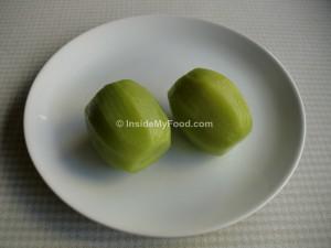 Raciones - Frutas - Cítricos - Kiwi