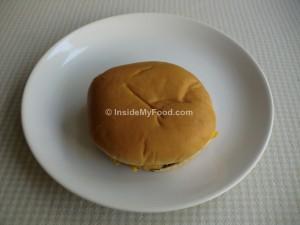 Raciones - Comida rápida - Hamburguesa simple
