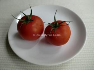 Raciones - Verduras y hortalizas - Frescas - Tomates