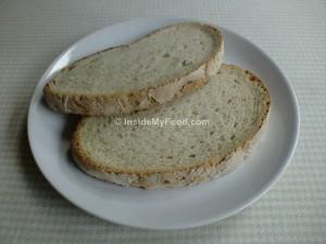 Raciones - Farináceos - Panes - Hogaza de pan o pan payés