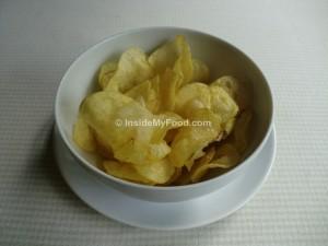 Raciones - Snacks y comida rápida - Snacks - Patatas fritas chips