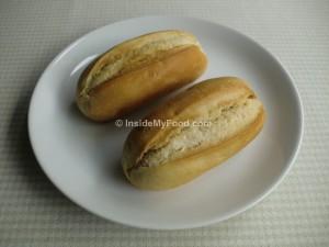 Raciones - Farináceos - Panes y derivados - Panecillo de pan