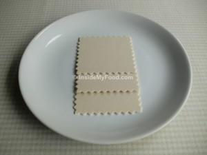 Raciones - Farináceos - Pastas y harinas - Pasta de canelón