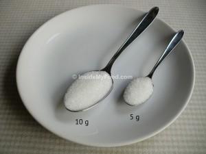 Raciones - Dulces - Azúcar