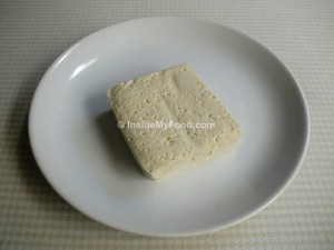 Raciones - Carnes y derivados - Sustitutivos de la carne - Tofu