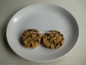 Raciones - Farináceos - Galletas, bollería y derivados - Galletas con chips de chocoalte