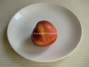 Raciones - Frutas - Nectarina
