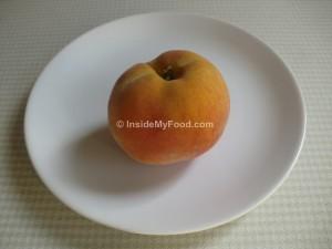 Raciones - Frutas - Melocotón