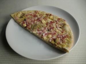 Raciones - Comida rápida - Pizza precocinada