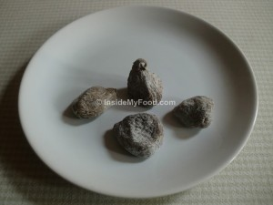 Raciones - Frutos secos - Higos secos