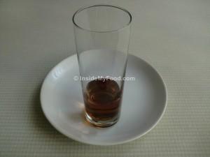 Raciones - Bebidas alcohólicas - Destilados